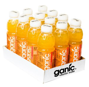 Ganic Golden Rush  (500ml)